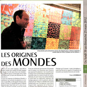 Image 34 - Reviews 2012, JP Sergent