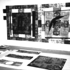 Image 13 - Paintings-Sculptures, NY, 93, JP Sergent