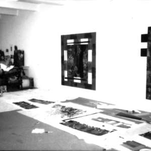 Image 12 - Paintings-Sculptures, NY, 93, JP Sergent