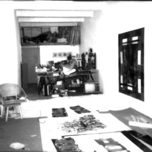 Image 11 - Paintings-Sculptures, NY, 93, JP Sergent