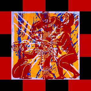 Image 22 - Plexi Mayan Dairy 2002 ter, JP Sergent
