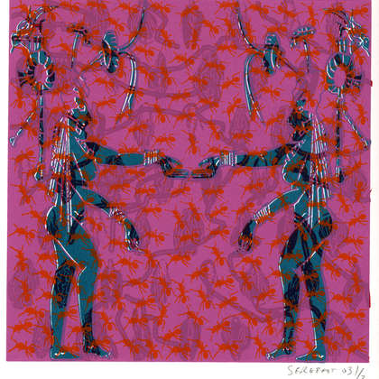 Image 6 - Open studio 2012 LA, JP Sergent