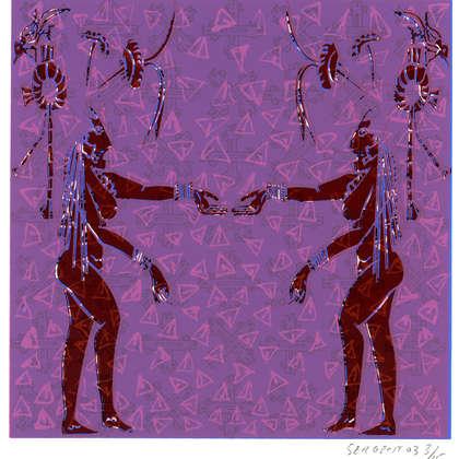 Image 7 - Open studio 2012 LA, JP Sergent
