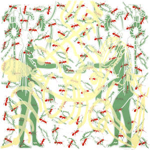 Image 38 - Large Paper 2000-2003, JP Sergent