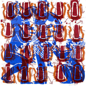Image 8 - Large Paper 2000-2003, JP Sergent
