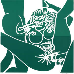 Image 22 - Large Paper 2000-2003, JP Sergent