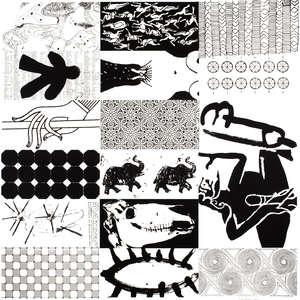 Image 24 - Large Paper 2000-2003, JP Sergent