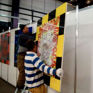 Image 206 - At work Plexiglas, JP Sergent
