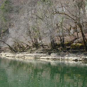 Image 79 - Jean-Pierre sergent, Water, Rocks, Trees & Flowers, April 2014, JP Sergent