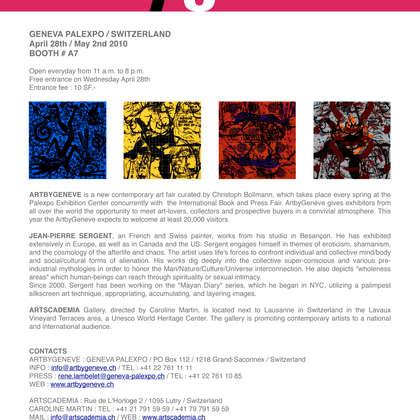 Image 8 - zExpositions diverses France, JP Sergent
