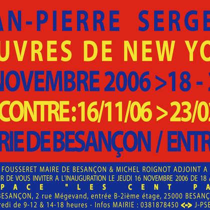 Image 7 - zExpositions diverses France, JP Sergent