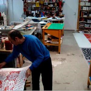 Image 112 - At work Plexiglas, JP Sergent