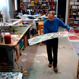 Image 116 - At work Plexiglas, JP Sergent