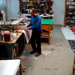 Image 111 - At work Plexiglas, JP Sergent