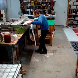 Image 108 - At work Plexiglas, JP Sergent