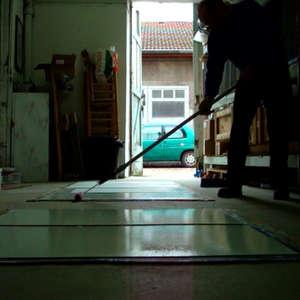 Image 164 - At work Plexiglas, JP Sergent