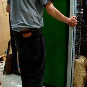 Image 49 - At work Plexiglas, JP Sergent