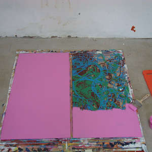 Image 146 - At work Plexiglas, JP Sergent