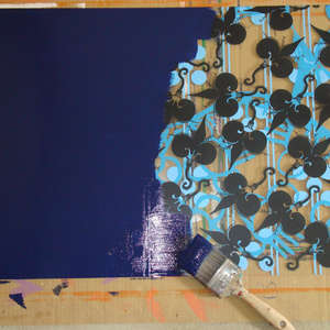 Image 140 - At work Plexiglas, JP Sergent