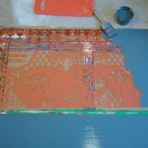 Image 131 - At work Plexiglas, JP Sergent