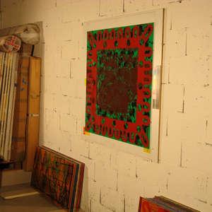 Image 180 - At work Plexiglas, JP Sergent