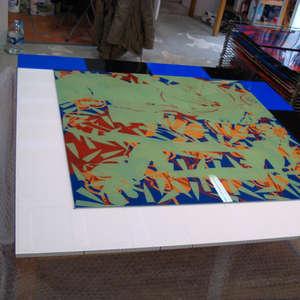 Image 183 - At work Plexiglas, JP Sergent