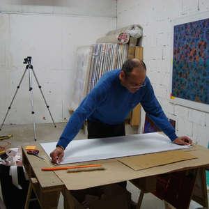 Image 172 - At work Plexiglas, JP Sergent