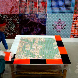 Image 193 - At work Plexiglas, JP Sergent