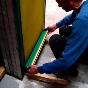 Image 52 - At work Plexiglas, JP Sergent