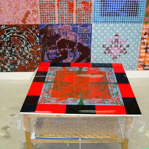 Image 202 - At work Plexiglas, JP Sergent