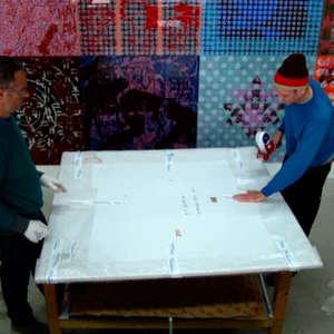 Image 190 - At work Plexiglas, JP Sergent