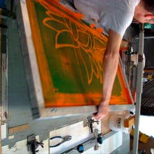 Image 105 - At work Plexiglas, JP Sergent