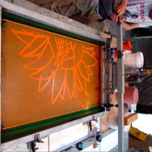 Image 94 - At work Plexiglas, JP Sergent