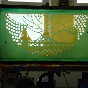 Image 78 - At work Plexiglas, JP Sergent