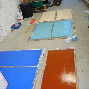 Image 130 - At work Plexiglas, JP Sergent