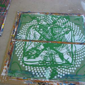 Image 122 - At work Plexiglas, JP Sergent