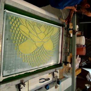 Image 92 - At work Plexiglas, JP Sergent