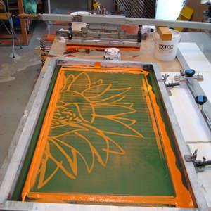 Image 87 - At work Plexiglas, JP Sergent