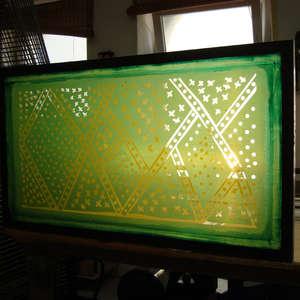 Image 81 - At work Plexiglas, JP Sergent
