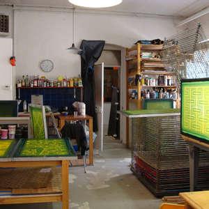 Image 75 - At work Plexiglas, JP Sergent