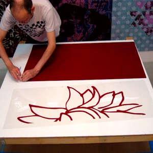 Image 13 - At work Plexiglas, JP Sergent