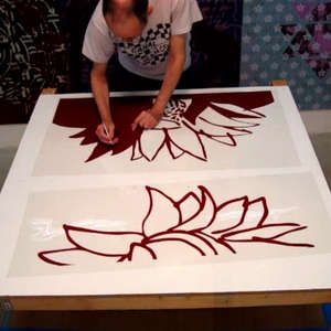 Image 16 - At work Plexiglas, JP Sergent