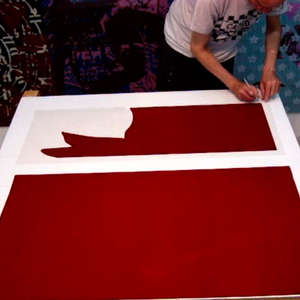 Image 10 - At work Plexiglas, JP Sergent