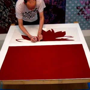 Image 11 - At work Plexiglas, JP Sergent