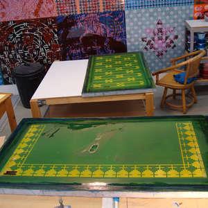 Image 72 - At work Plexiglas, JP Sergent