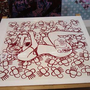 Image 34 - At work Plexiglas, JP Sergent
