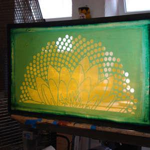 Image 77 - At work Plexiglas, JP Sergent