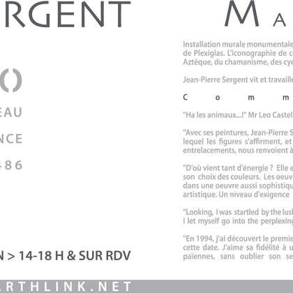 Image 5 - zExpositions diverses France, JP Sergent