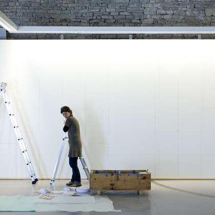 Image 4 - zExpo Flagey 2012 Installation, JP Sergent