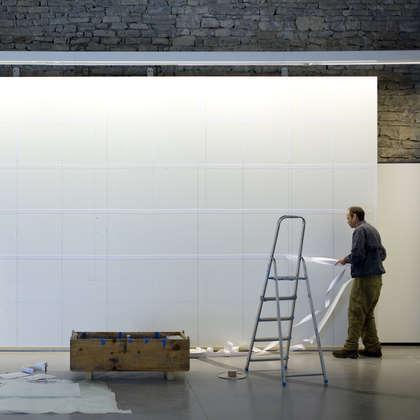 Image 3 - zExpo Flagey 2012 Installation, JP Sergent